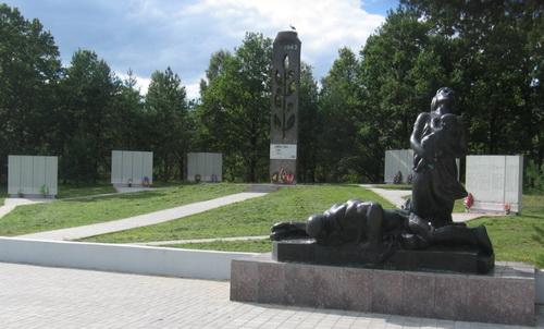 Мемарыяльны комплекс Брыцалавічы