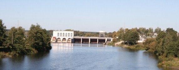Асіповіцкая ГЭС
