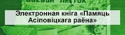 Электронная кніга Памяць Асіповіцкі раён